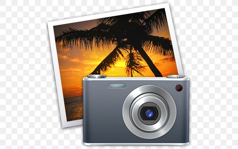 Iphoto Png - IPhoto Apple Photography Mac OS X Lion Printing, PNG, 512x512px ...