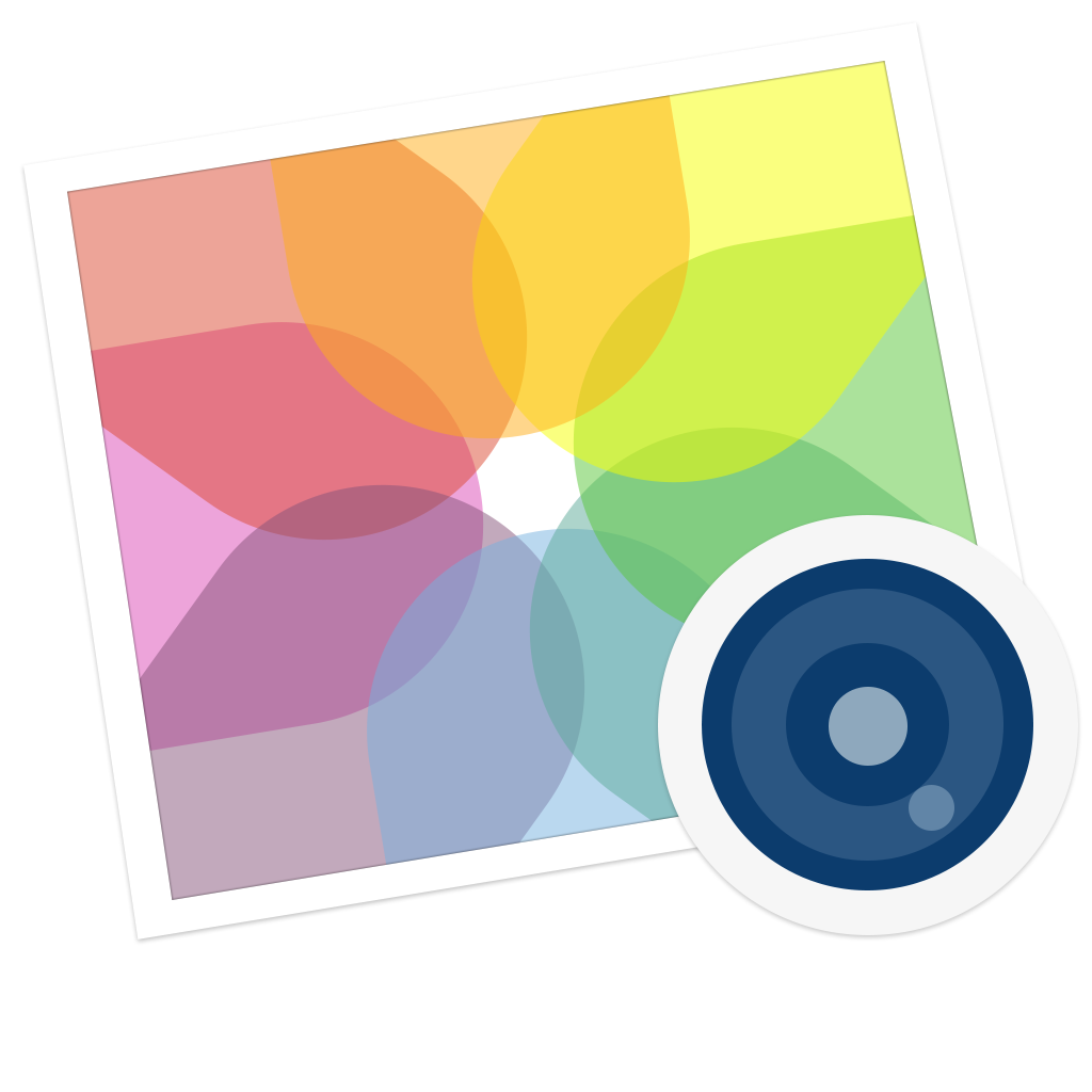 Iphoto Png - Iphoto icon