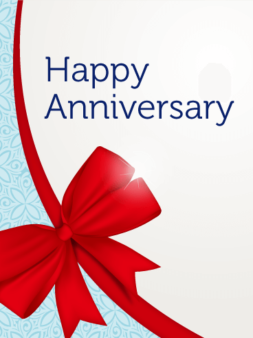 Happy 8th Anniversary Card Png - It is important to let him know how much you love him on this ...