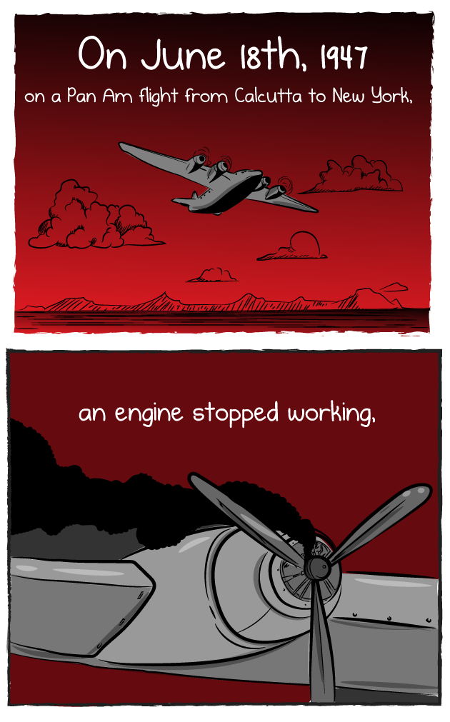 Woman Reading On Plane Png - It's going to be okay. - The Oatmeal