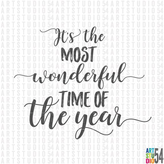Its The Most Wonderful Time Of The Year Png Free Its The Most Wonderful Time Of The Year Png Transparent Images 75814 Pngio