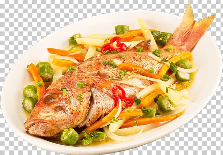 Fish And Seafood Png - Jamaican Cuisine Fried Fish Escabeche Seafood PNG, Clipart ...