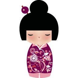 Japanese Doll 2 Icon Japanese Dolls Ic Png Images Pngio