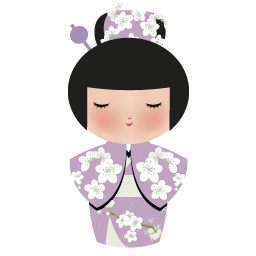 Japanese Doll 4 Icon Japanese Dolls Ic Png Images Pngio