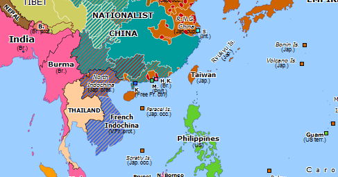 Japanese Invade Southeast Asia Png - Japanese Invasion of French Indochina