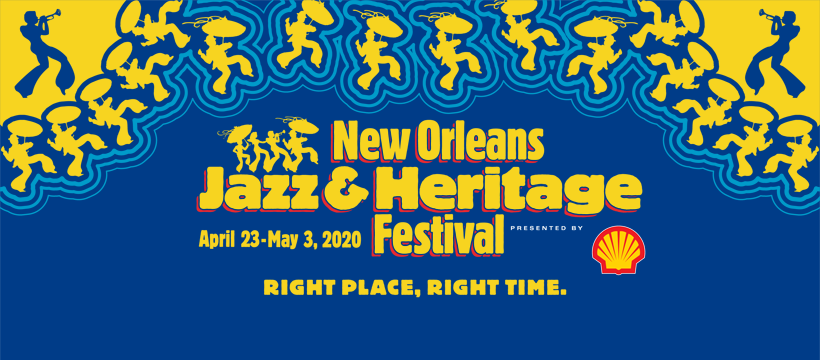 New Orleans Jazz  Heritage Festival Png - Jazz Fest 2020 lineup released; Lizzo, Lionel Richie, The Who ...