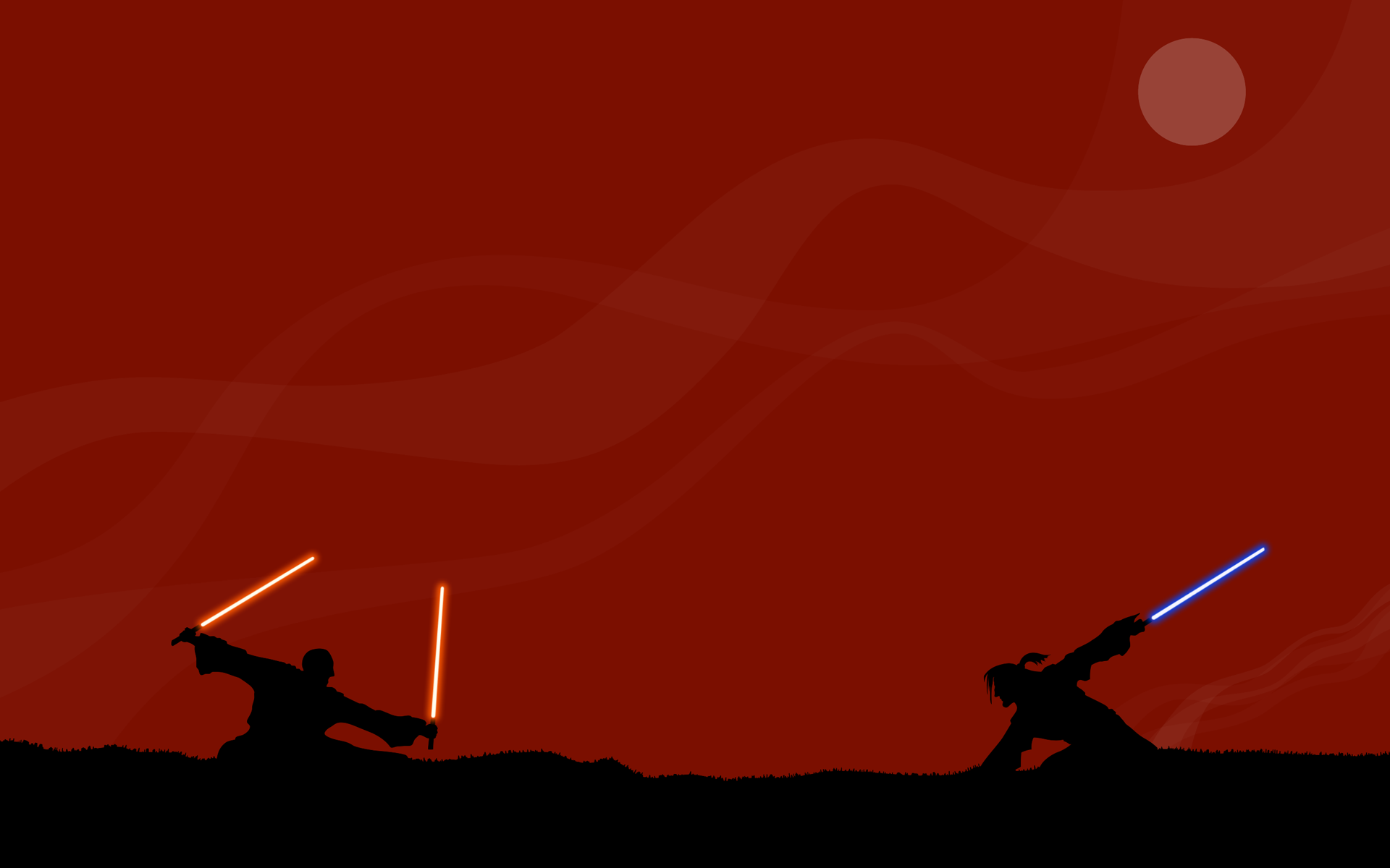 Jedi Vs Sith Image Star Wars Wallpaper 1017873 Png Images Pngio