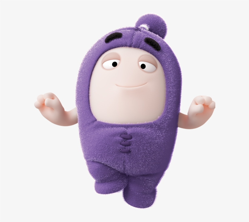 Check Out This Transparent Crazy Oddbods PNG Image ...