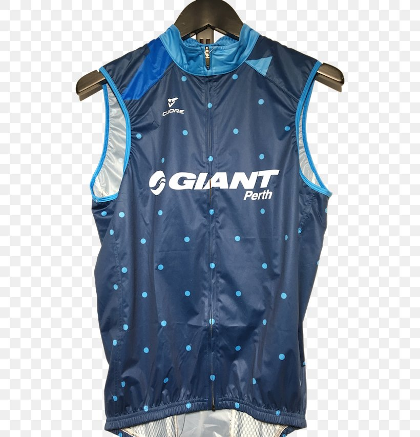 Jersey Giant Png - Jersey Giant Perth Sleeve Gilets Giant Bicycles, PNG, 640x853px ...
