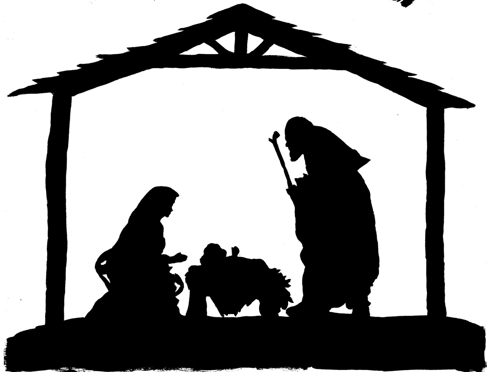 Free Christmas Manger Clipart, Download Free Clip Art, Free Clip Art on  Clipart Library