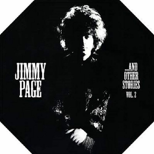 Jimmy Page Png - Jimmy Page - And Other Stories Vol. 2 | Banquet Records