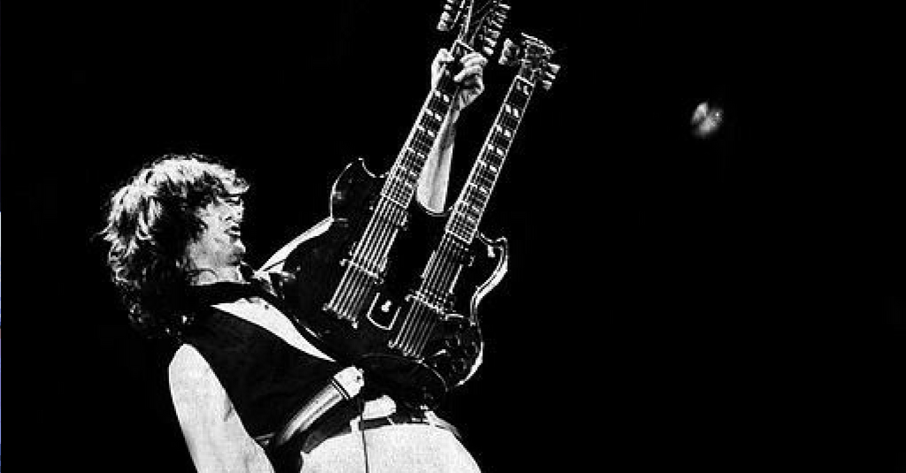 Jimmy Page Png - Jimmy Page Gear Guide