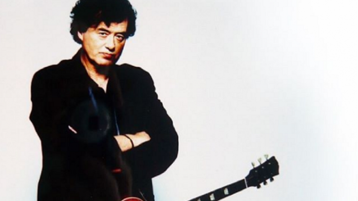 """Jimmy Page Png - Jimmy Page Reveals An Untold Story About """"Dazed And Confused ..."""