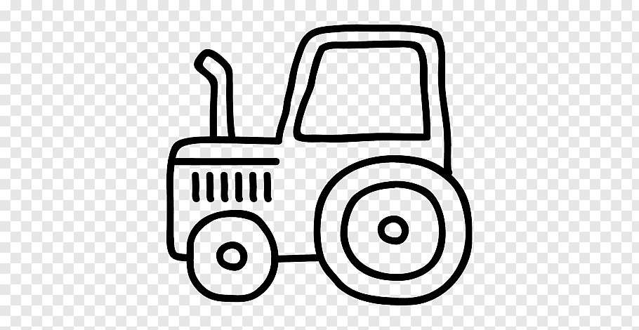 Tractor Drawing Png - John Deere Tractor Drawing Coloring book Fendt, color tractor free ...