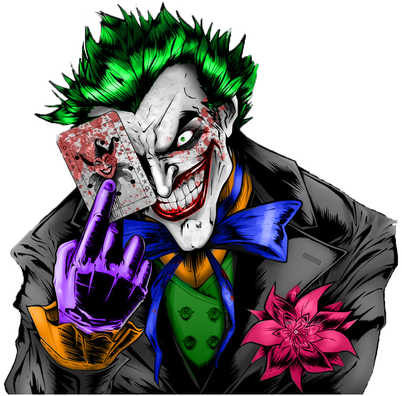 The Joker Hd Png Free The Joker Hd Png Transparent Images 61582 Pngio