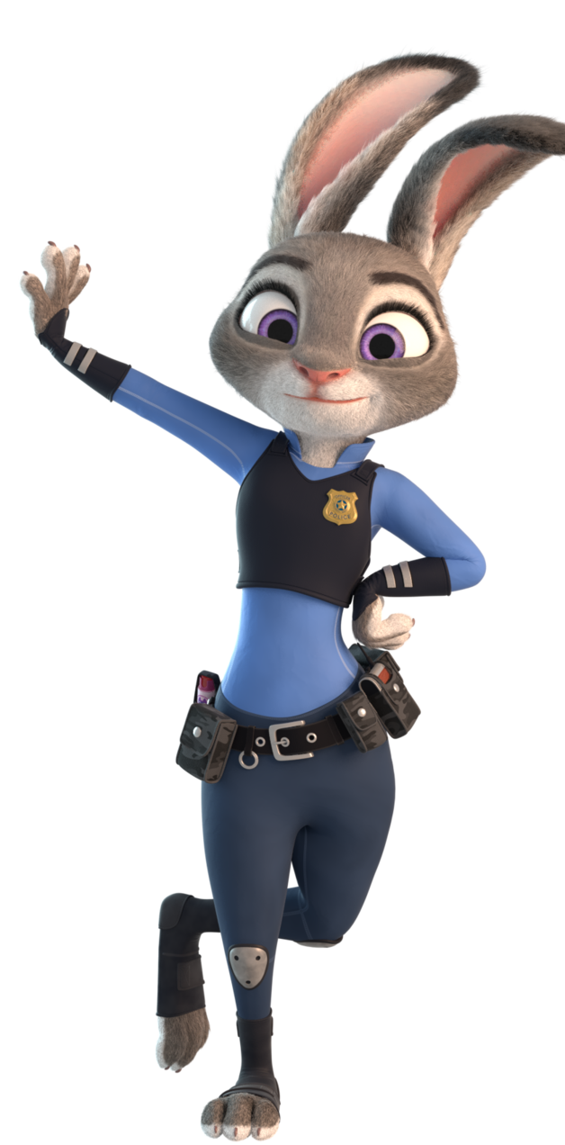 Png Zootopia - judy zootopia png 8