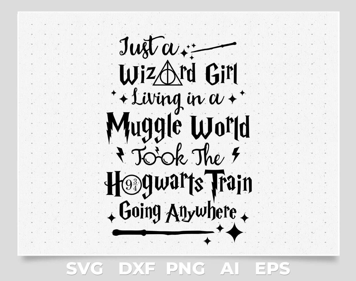 just wizard girl harry potter quotes png images pngio