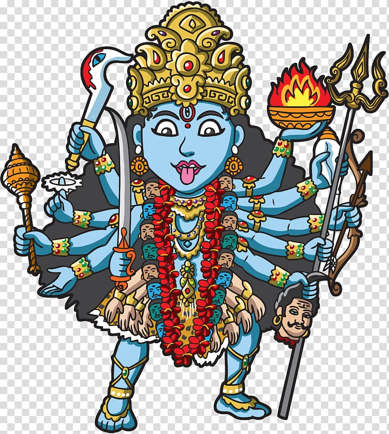 Shiva Hindu Png - Kali Shiva Hinduism Devi , hindu god transparent background PNG ...