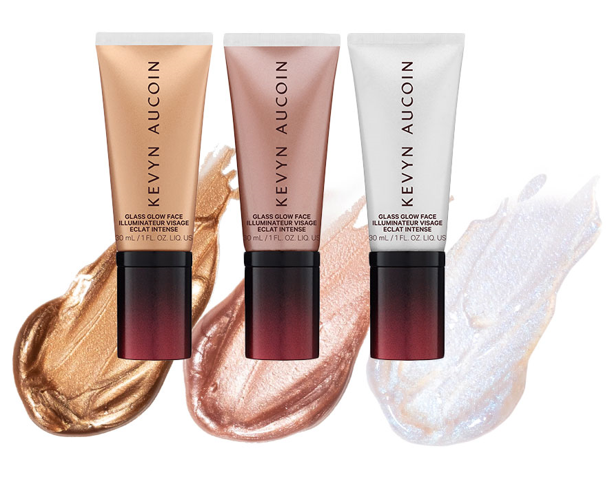 """Kevyn Aucoin Png - Kevyn Aucoin Beauty on Twitter: """"Glass Glow Face is a universal ..."""