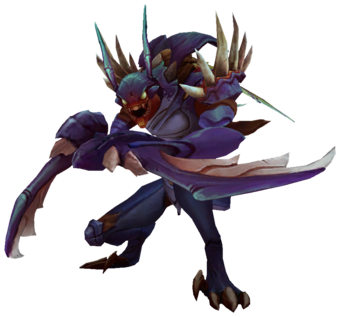 Kha Png - Kha'Zix/TFT | League of Legends Wiki | Fandom