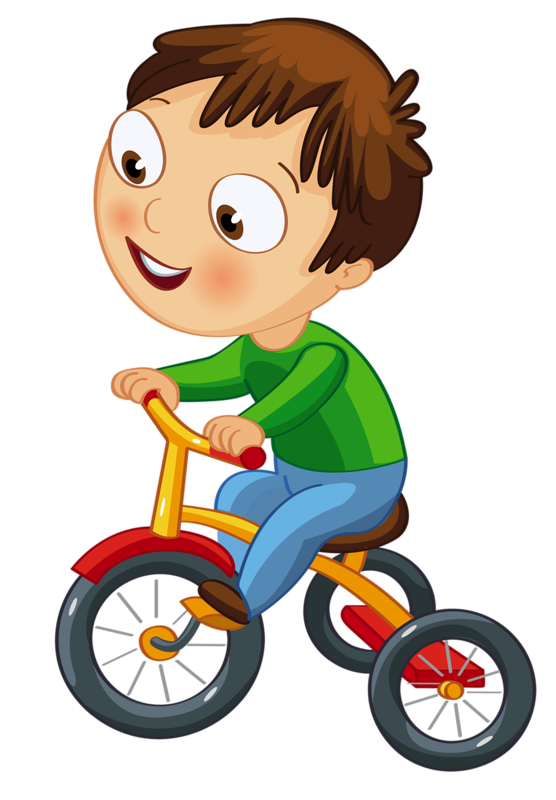 Boy Riding A Tricycle Png - Kid Riding Bike   Free download best Kid Riding Bike on ClipArtMag.com