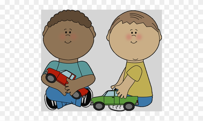 Kids Sharing Toys Png Transparent Images 3750 Pngio
