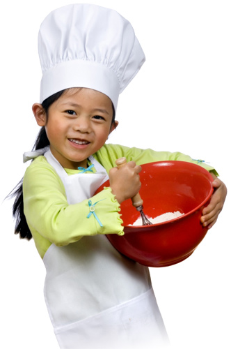 Little Girl Cooking Png - Kids Cuisine - Hamilton Montessori School - Early Childhood ...