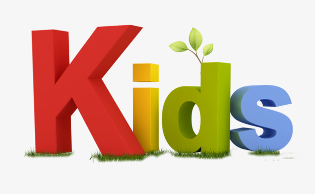 Childhood Png - kids pull material english font free, Kids, Children\'s Day, Childhood