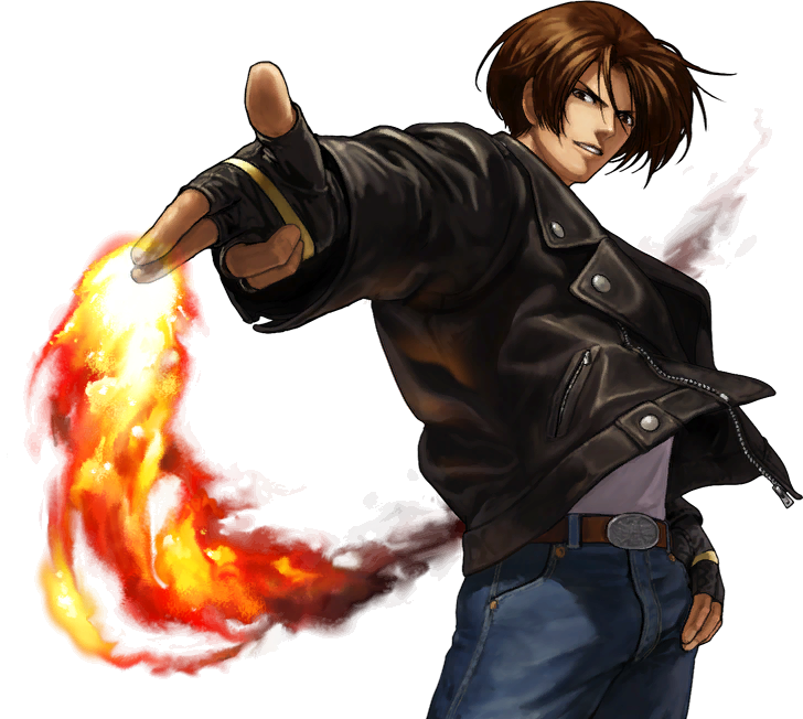 King Of Fighters Xiii Character Win Po 1107726 Png Images Pngio