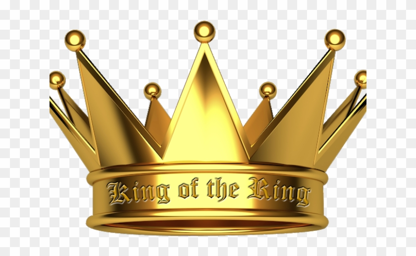 Gold King Crown Png - Kings Crown Logo - Gold King Crown Png, #897298 - PNG Images - PNGio