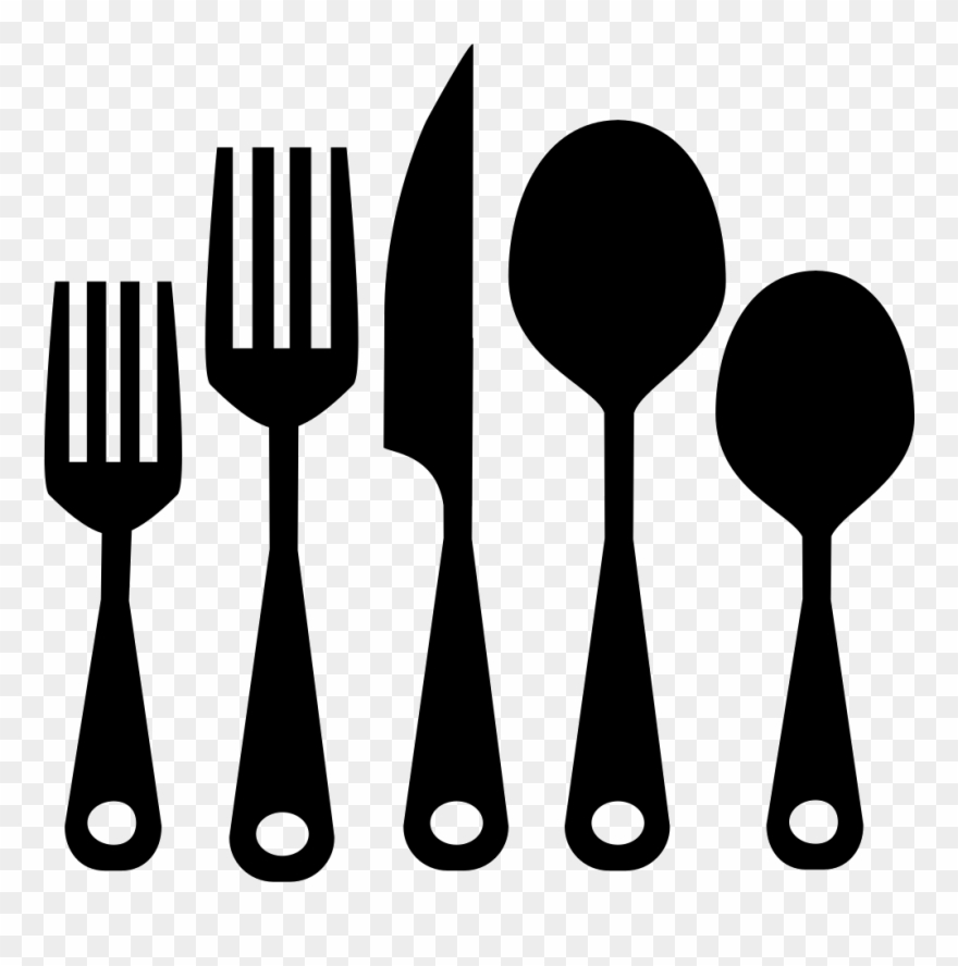 Utensilio Png - Kitchen Utensils Clipart Png Download - Utensilios De Cocina ...