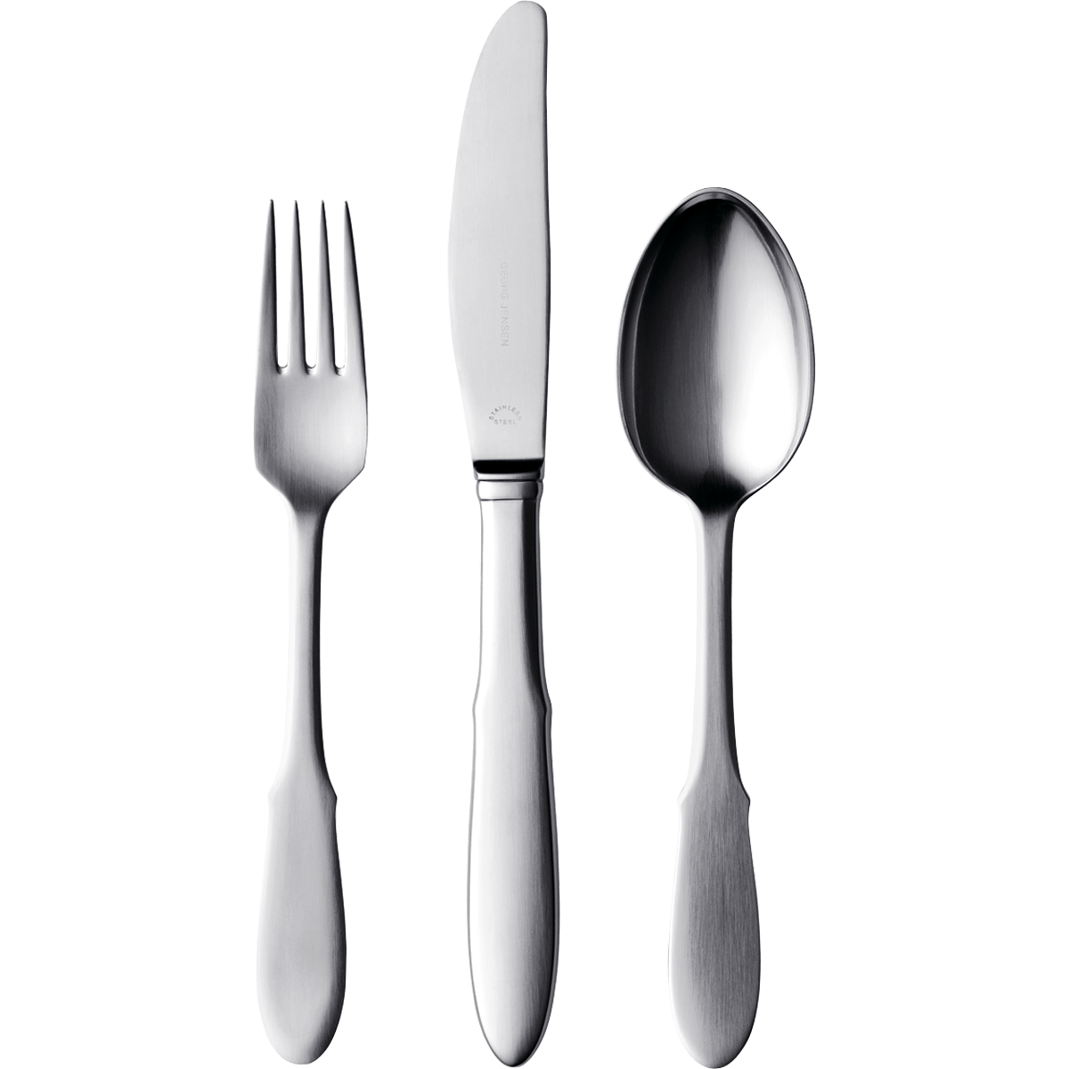 Spoon Transparent Background - Knife Fork Spoon transparent PNG - StickPNG