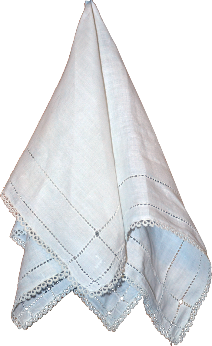 Handkerchief Png - Lace handkerchief draped stock by jojo22-d6tpnhf.png