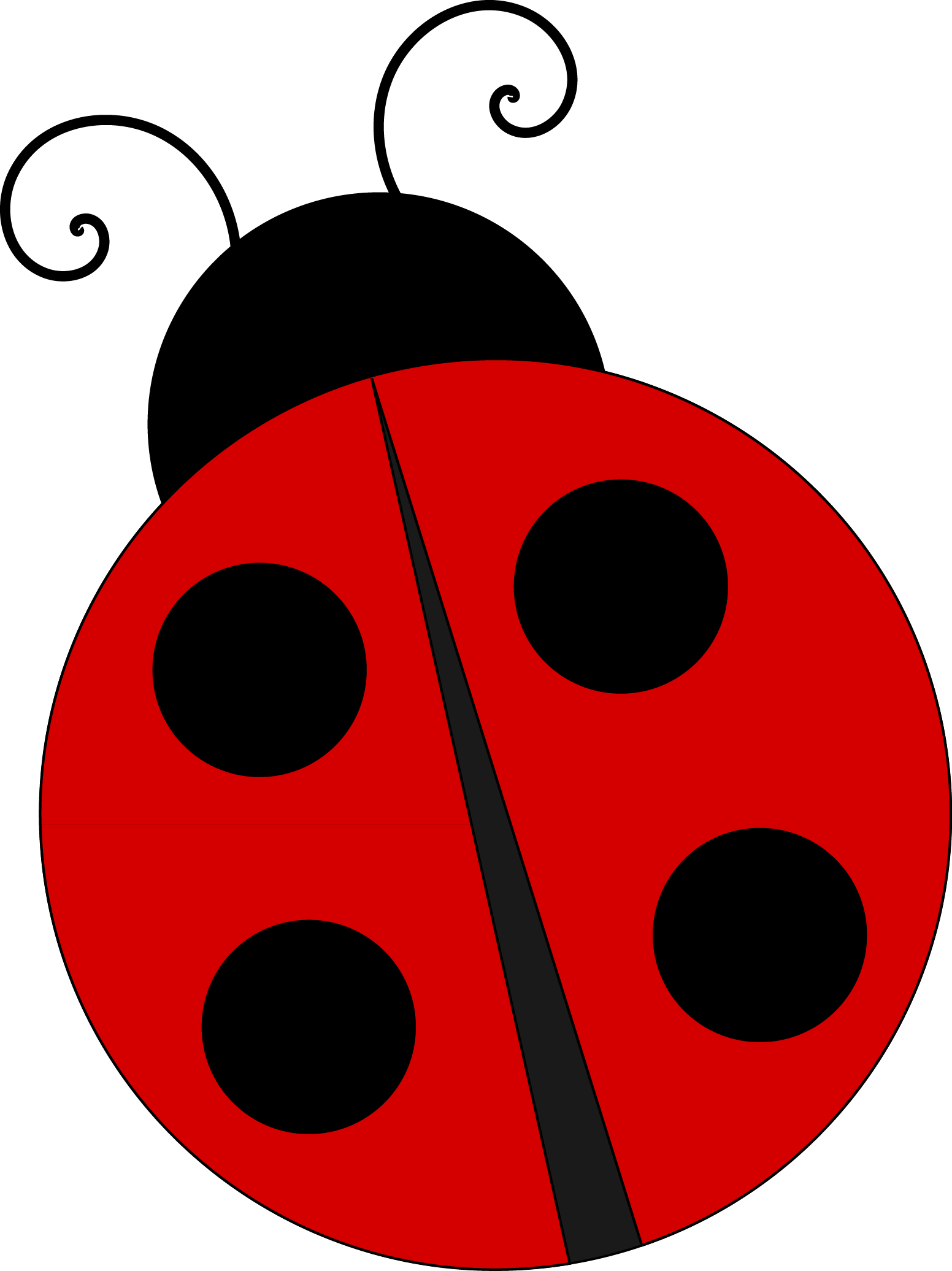 - Ladybird Clip Art - Ladybug Vector Png D #1509353 - PNG Images - PNGio