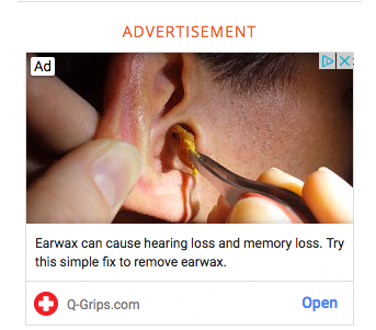"Gross Ear Wax Png - Laura Roberts, Author on Twitter: ""Seriously: A big FUCK YOU to ..."