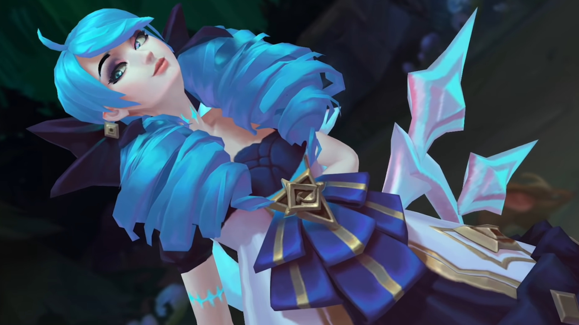 League Of Legends Gwen Png - League of Legends' new champion is Gwen, and she's a creepy living ...