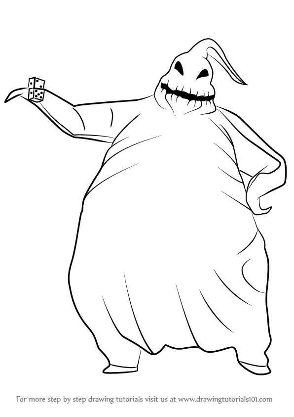 Nightmare Before Christmas Oogie Boogie Png - Learn How to Draw Oogie Boogie from The Nightmare Before Christmas ...
