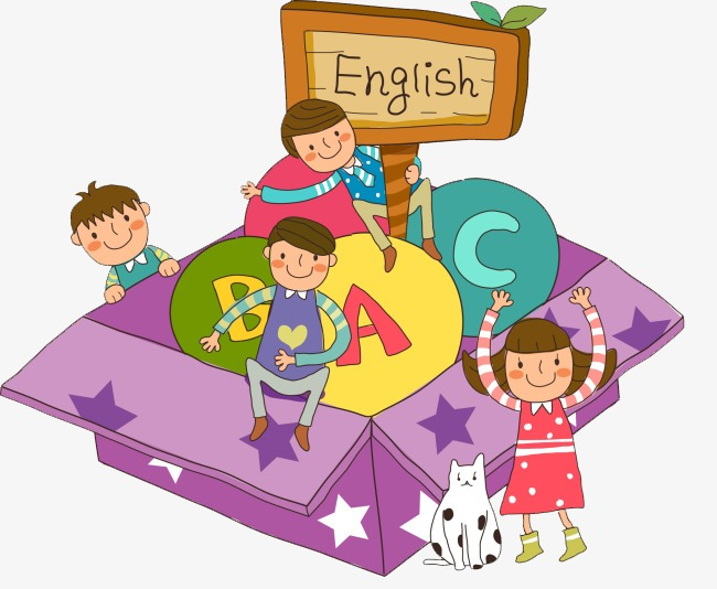 Kids Learning English Png - learning english, Cartoon, Hand Painted, Child PNG Image and Clipart