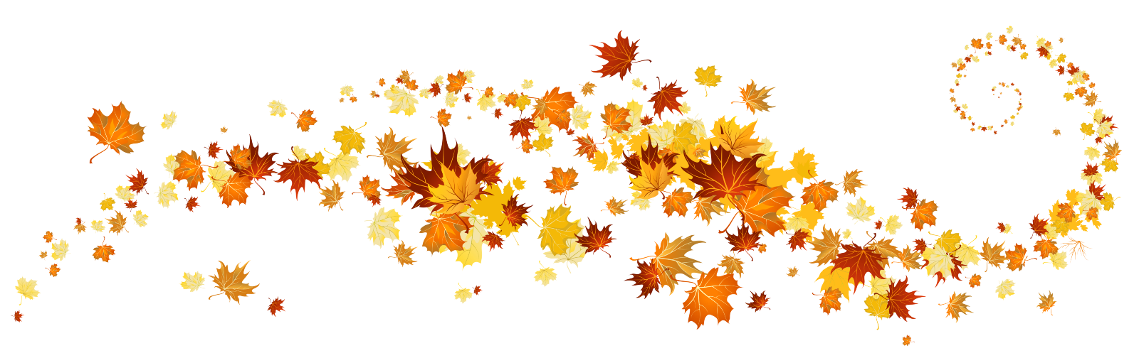 Leaves Blowing In The Wind Png Picture 2547679 Png Images Pngio