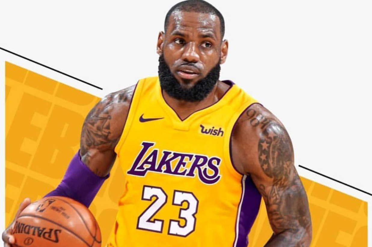 Lebron James Headed To Los Angeles Laker 681516 Png Images Pngio