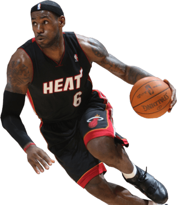 Lebron James To Left Transparent Png S 1083243 Png Images Pngio