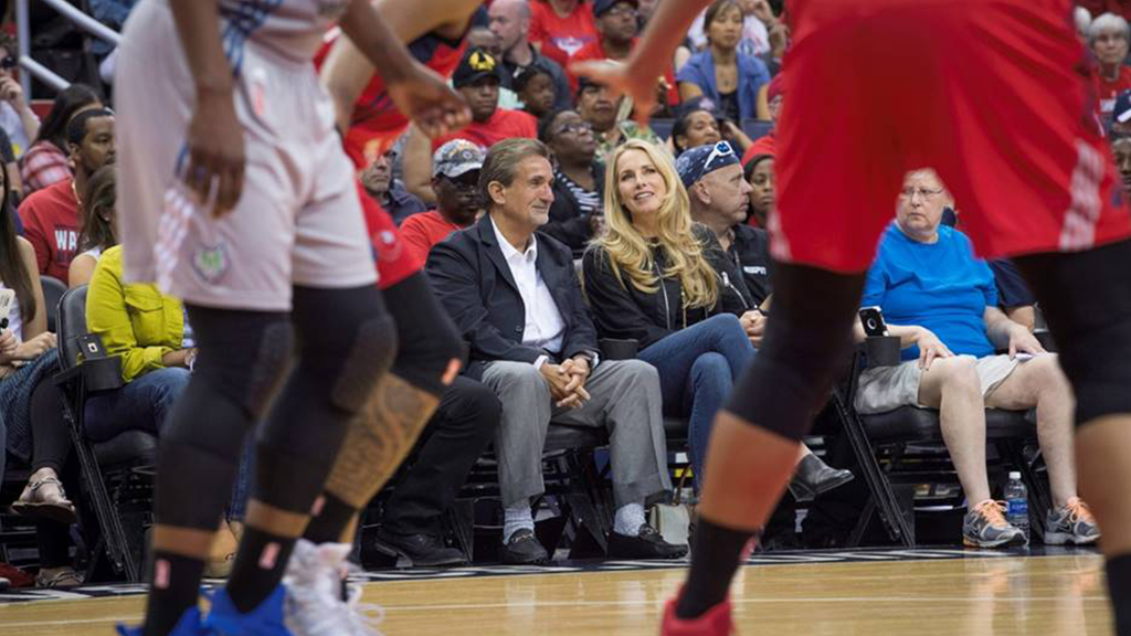 Laurene Powell Png - Leonsis Announces Laurene Powell Jobs Joining Monumental Ownership ...