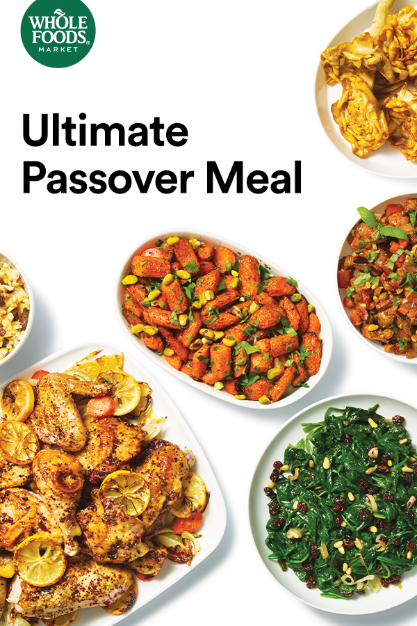 Passover Feast Png - Let us cook Passover dinner, so you can focus on celebrating with ...