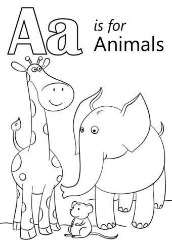 baby animal coloring sheets – jboyle.me | 480x340