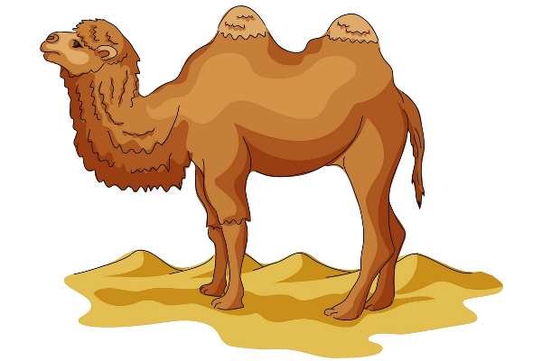Cartoon Camel Png - Library of camel transparent png png files ▻▻▻ Clipart Art 2019