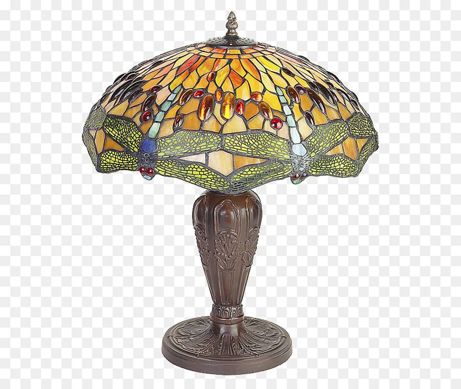 Tiffany Lamp Png - Light Bulb Cartoon png download - 599*747 - Free Transparent Lamp ...