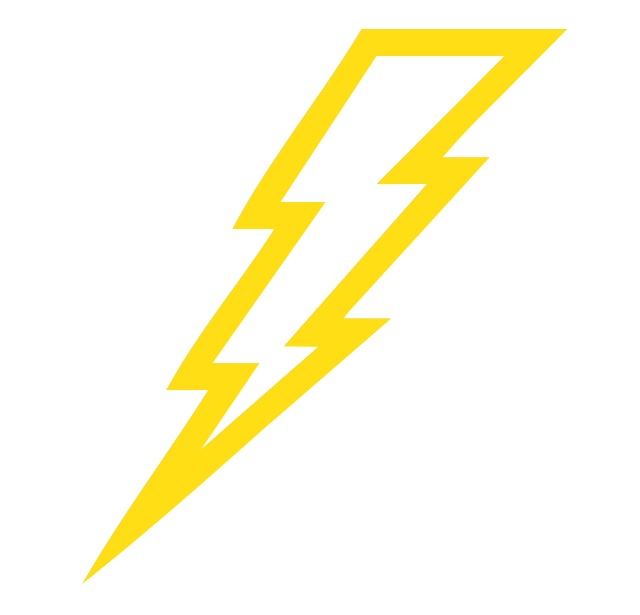 Lightning Bolt Yellow Lightning Electric 1300474 Png Images Pngio