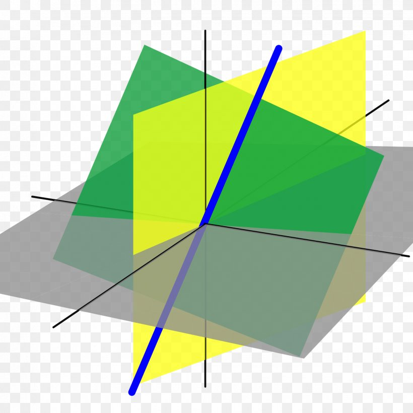 Vector Algebra Png - Linear Subspace Linear Algebra Vector Space Linear Map System Of ...