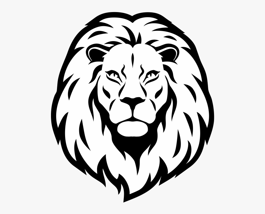 Lion Head Drawing Black And White Lion 2451048 Png Images Pngio The natural alignment of the lion is evil. lion head drawing black and white
