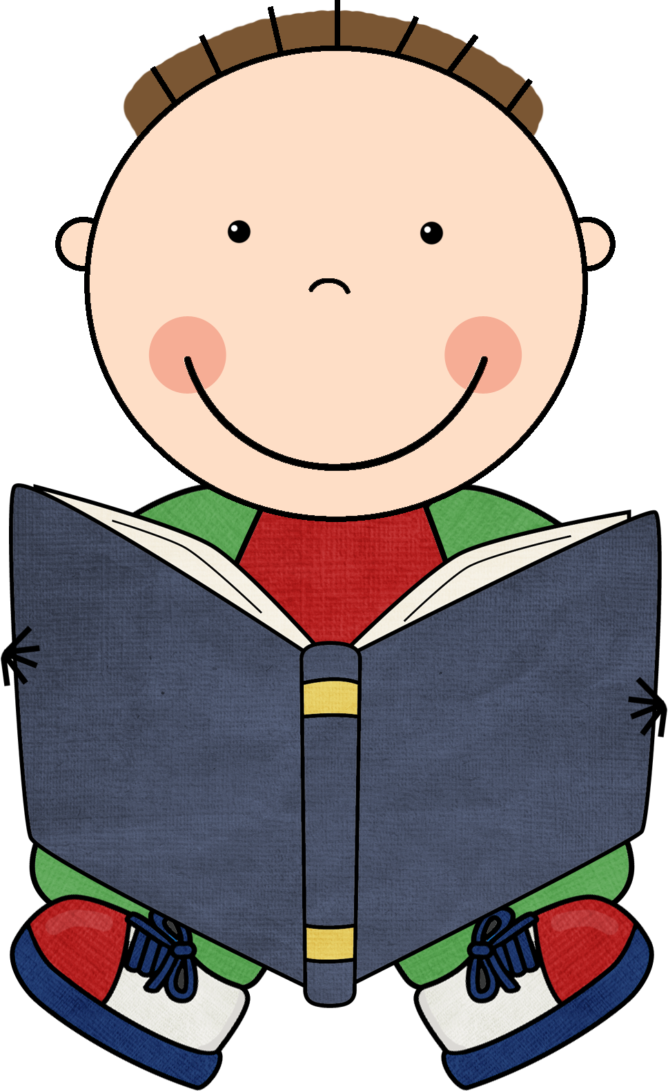 Read To Self Png - Literacy clipart read to self, Literacy read to self Transparent ...